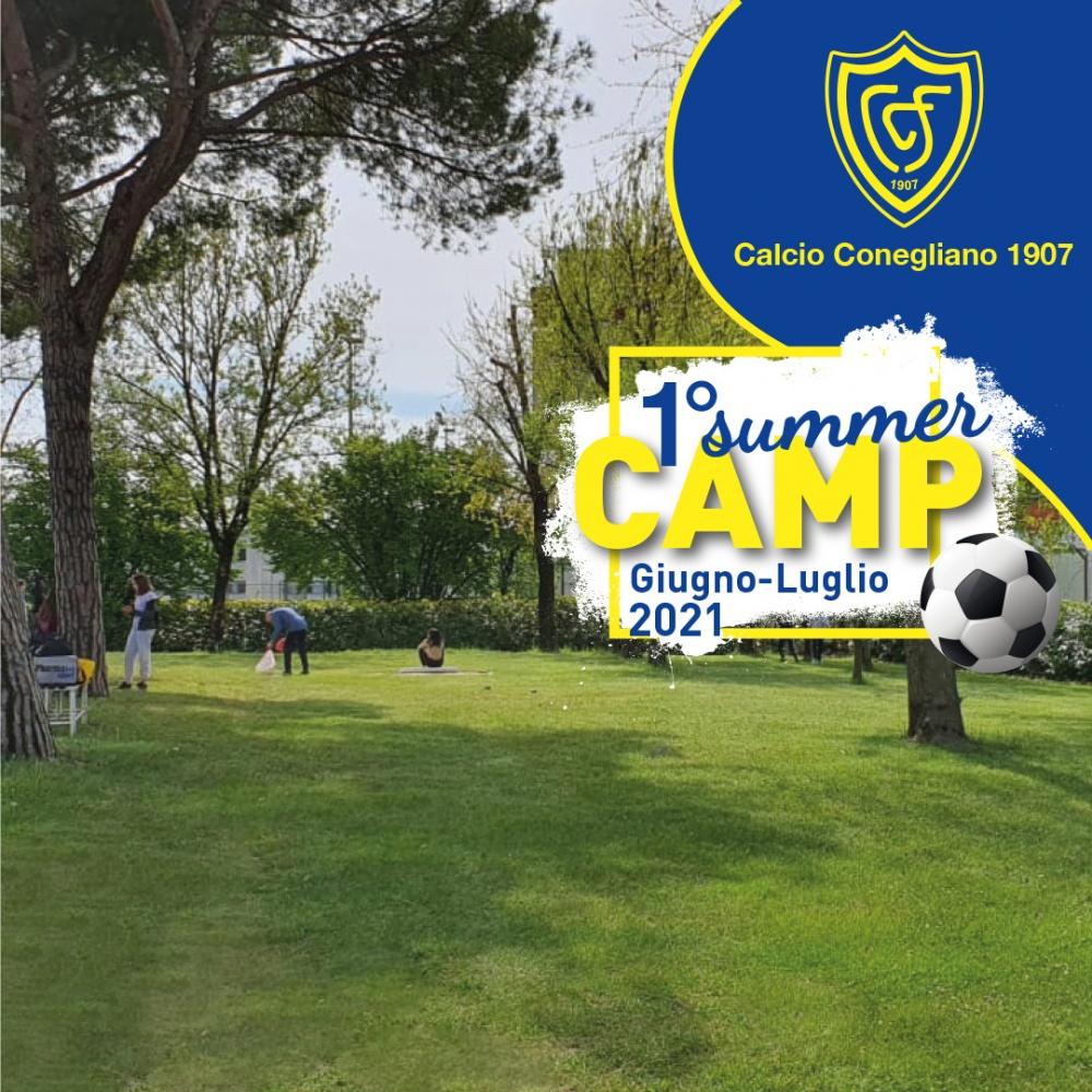 1° SUMMER CAMP 2021